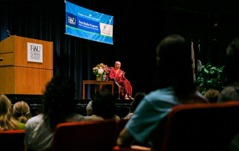 "Buddhist nun Jetsunma Tenzin Palmo explains the importance of mastering the mind. ""We take care of our external environment, but how many people are taking care of where we really live,"" she said. Kiki Baxter 