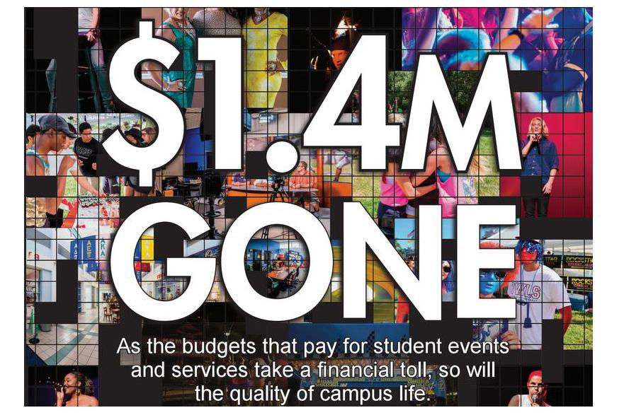 Student+organizations+budgets+are+being+cut+by+1.4+million