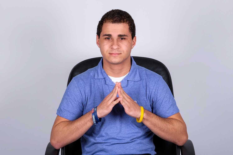 Gov. Chris Ferreira is running for president as a fill in ticket. Mohammed F Emran | Web Editor