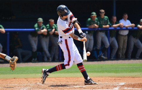 In the last game of the season last year, FAU lost to UAB 8-6 on May 17th.  They were 14-16 in Conference USA play last season. Michelle Friswell | Associate Editor