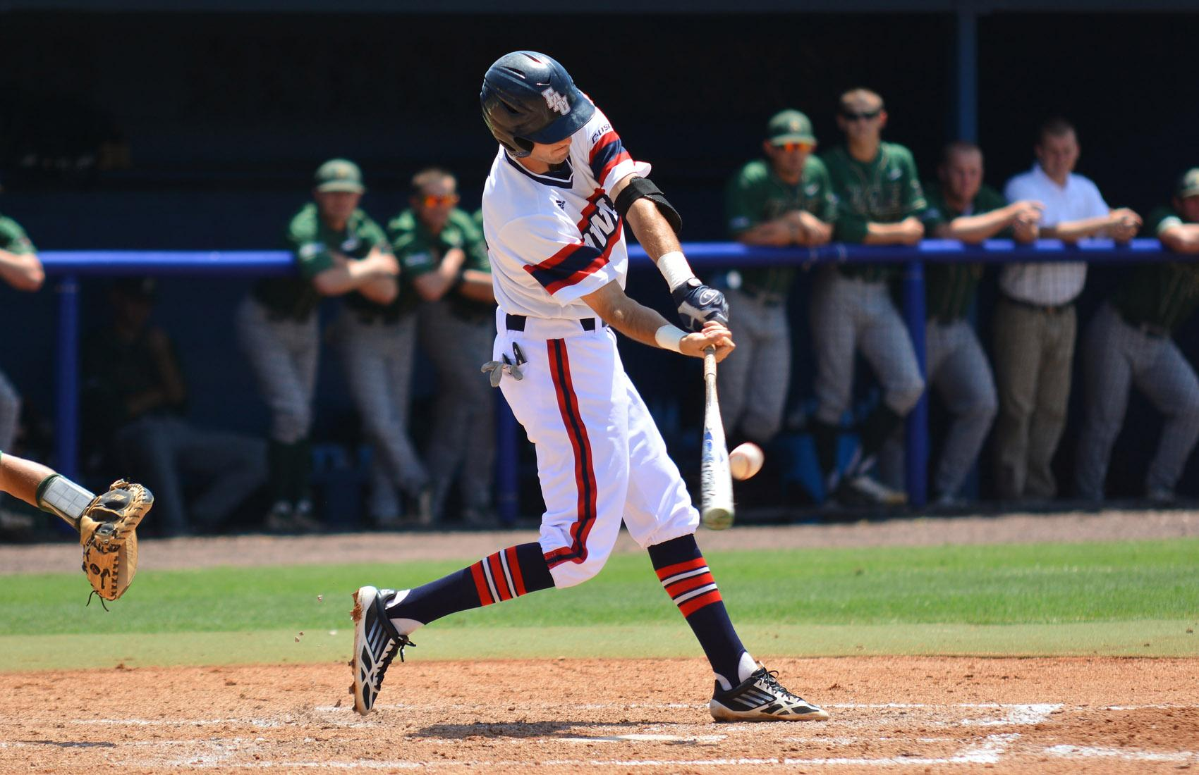 In the last game of the season last year, FAU lost to UAB 8-6 on May 17th.  They were 14-16 in Conference USA play last season. Michelle Friswell   Associate Editor