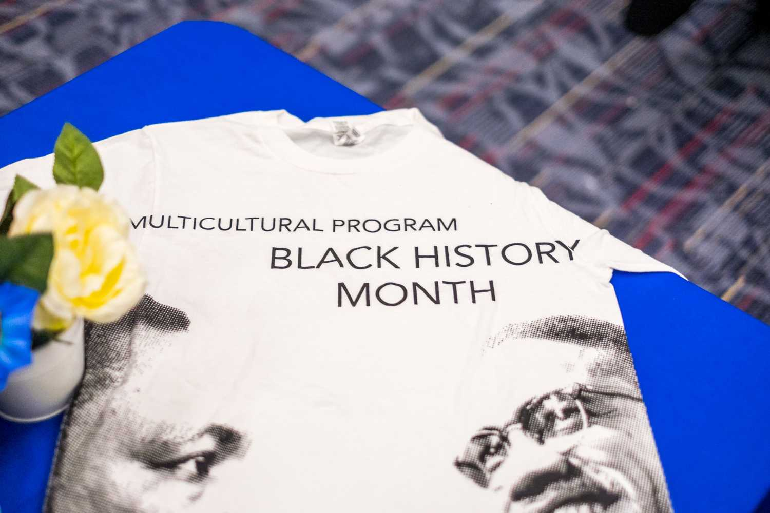 House of Black Culture was an event organized by Multicultural Programming held February 12th.