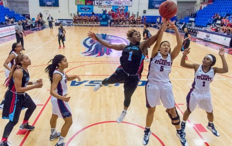 Women's basketball: FAU can't contain Maryland Eastern Shore's Ciani Byrom in loss