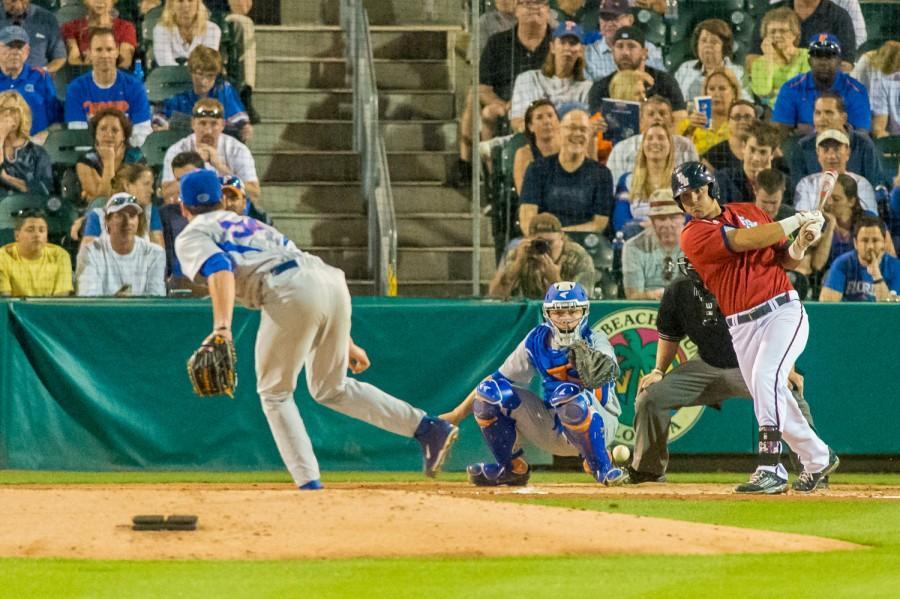 Gallery: FAU Baseball loses to University of Florida 10-8