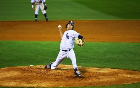 Gallery: Baseball Sweeps UConn in three-game series