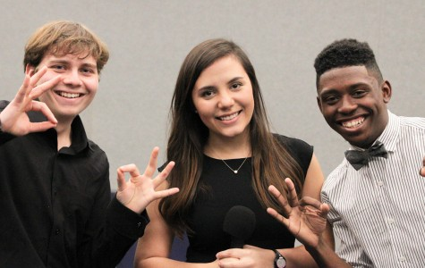 Student government candidates begin campaigns