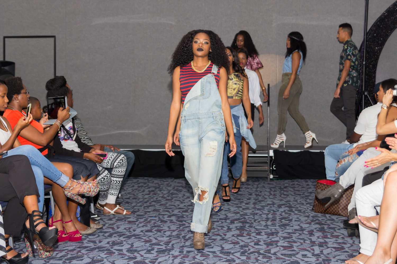 BSU Fashion Forward Show
