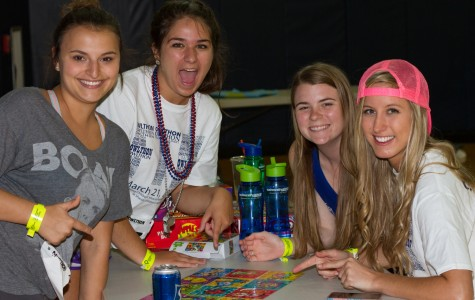FAU hosts second annual Dance Marathon for charity