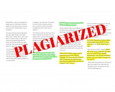 COLUMN: UP Editor Plagiarized by Boca Raton Tribune
