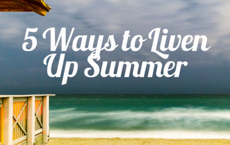 5 Ways to Liven Up Summer Term