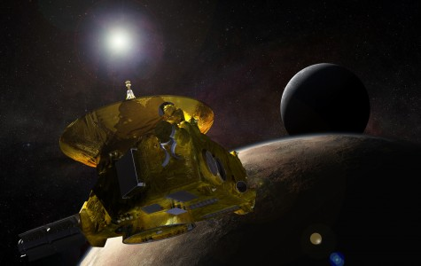 First Spacecraft To Pluto Makes History