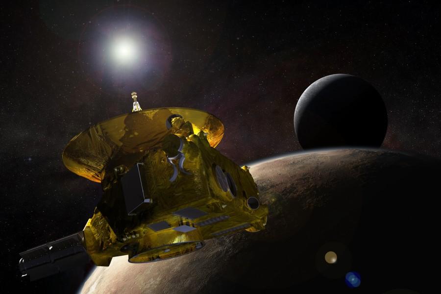 Photo courtesy of NASA's website