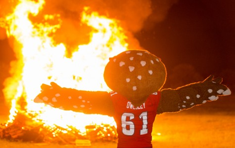 Homecoming bonfire moved due to administrative decision