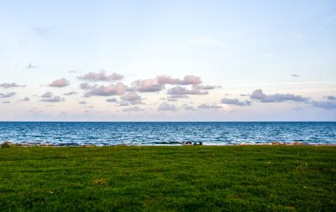 Sunset at Deerfield Beach. Alexis Hayward | Web Editor