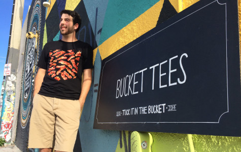 Alumnus Alex Alfaro and friend reinvent the T-shirt pocket