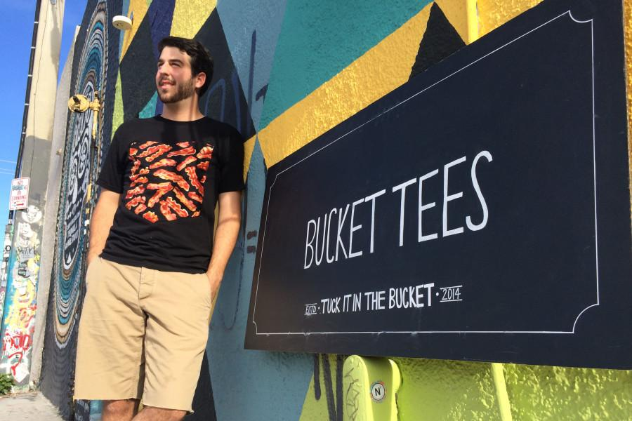 b3a8b8744 Alumnus Alex Alfaro and friend reinvent the T-shirt pocket ...