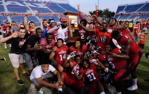 Football: Owls claim Shula Bowl after 31-17 victory over Florida International