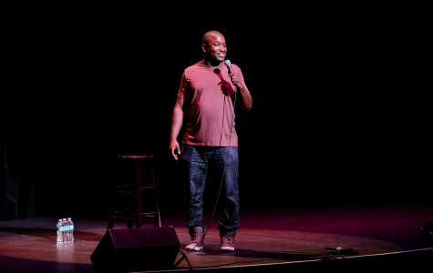 Hannibal Buress headlines the Homecoming Comedy Show on Oct. 26 in the Carole and Barry Kaye Performing Arts Auditorium. Mohammed F Emran | Asst. Creative Director