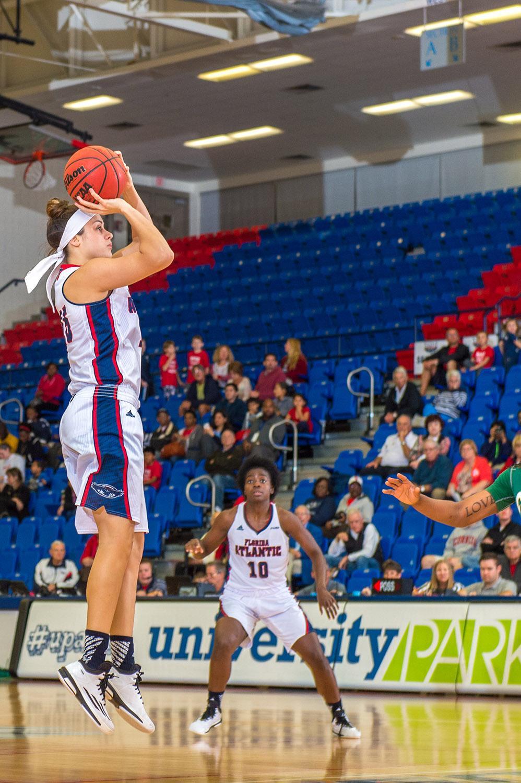 Sophomore forward Sasha Cedeno averaged 2.4 rebounds per game last season. Max Jackson | Staff Photographer
