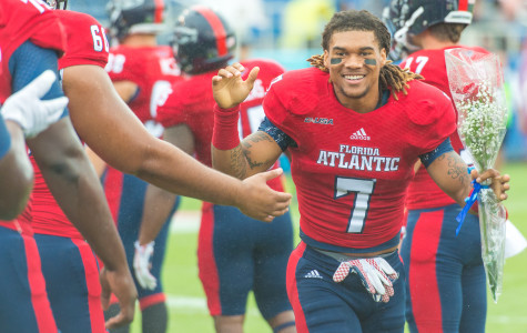Gallery: FAU v. MTSU Football