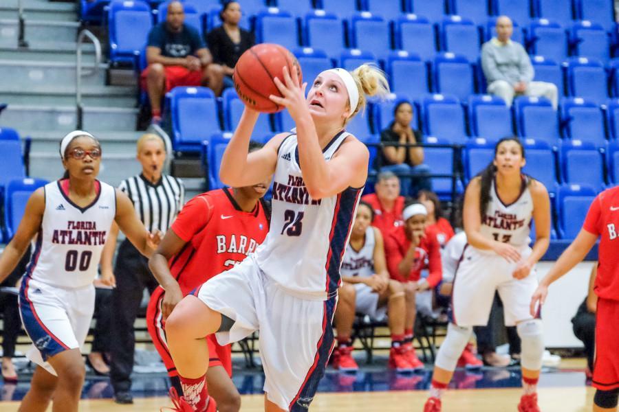 Gallery: FAU v. Barry Womens Basketball