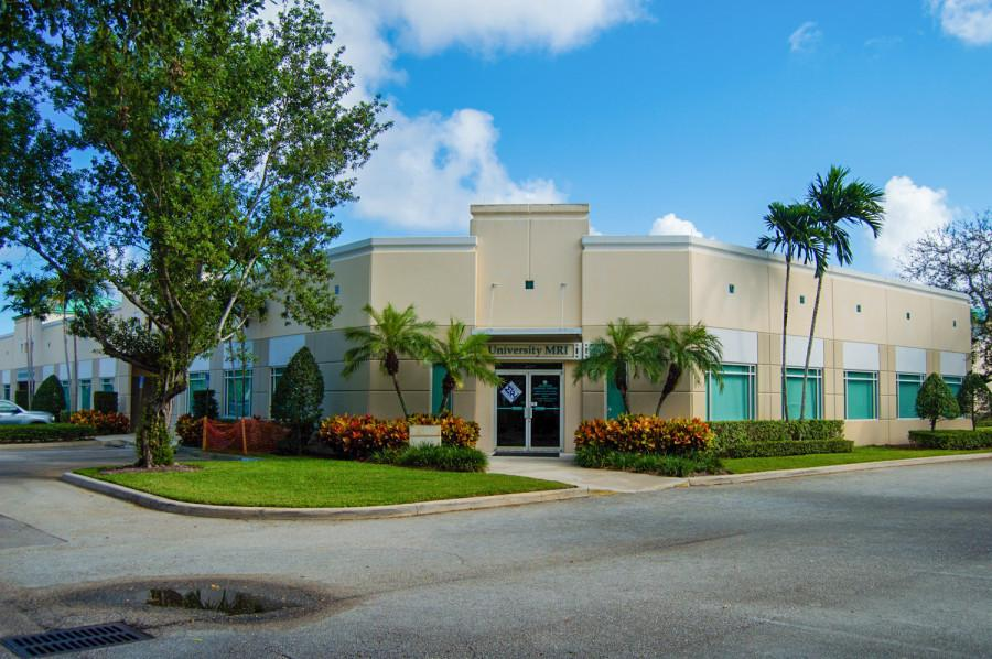 University MRI building. | Jonathan Scott, Contributing Photographer