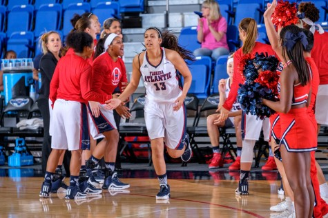 Junior guard Kat Wright is second on the team with 11.6 points per game. Photo by Mohammed F. Emran | Staff Photographer
