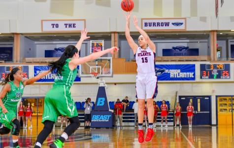 Gallery: Women's Basketball v. Marshall
