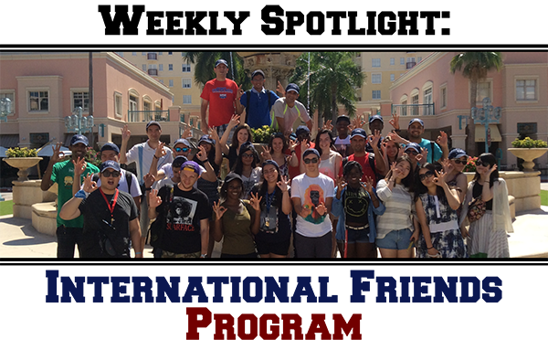Photo courtesy of the International Friends Program.
