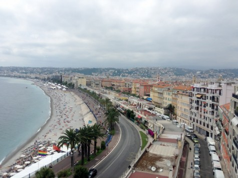 Nice, France. Photo by Andrew Fraieli | Opinions Editor