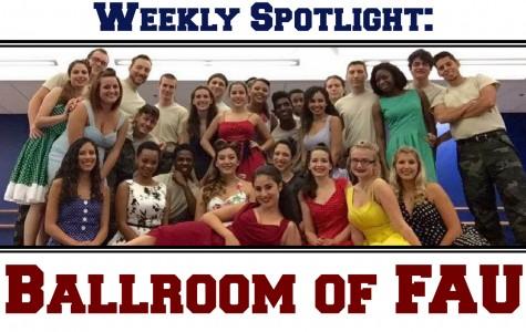Weekly Spotlight: Ballroom of FAU