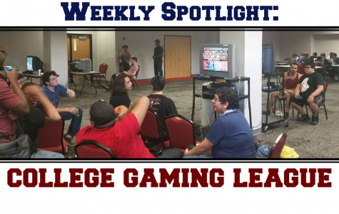 College Gaming League meetings are every Friday at 7 p.m. at UVA South. Photo courtesy of CGL's Facebook Page.
