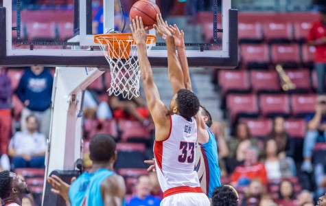 Men's Basketball Preview: FAU hosts a pair of Texas universities while looking to snap its two-game losing streak