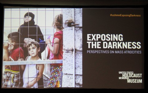 Exposing the darkness: discussing the genocide in Iraq and Syria
