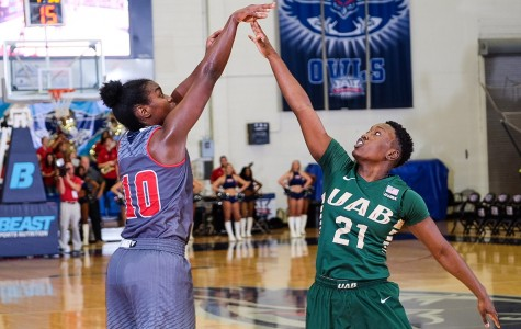 Women's Basketball: The Owls pick up their fourth straight loss against the UAB Blazers