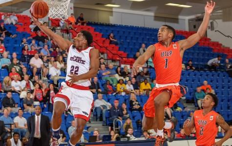 Men's Basketball: FAU's comeback bid falls short in loss to UTEP