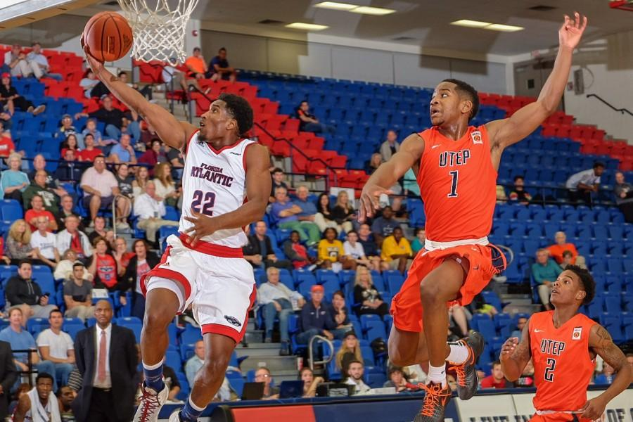 Senior+guard+Solomon+Poole+goes+for+a+layup+during+the+Owls%27+89-82+loss+to+UTEP+Saturday.+Mohammed+F.+Emran+%7C+Staff+Photographer