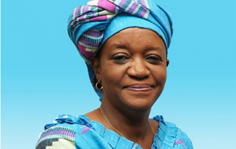 United Nations under secretary-general Zainab Hawa Bangura will be on the Boca Raton campus Wednesday to discuss sexual violence in high conflict areas. Photo courtesy of FAU.