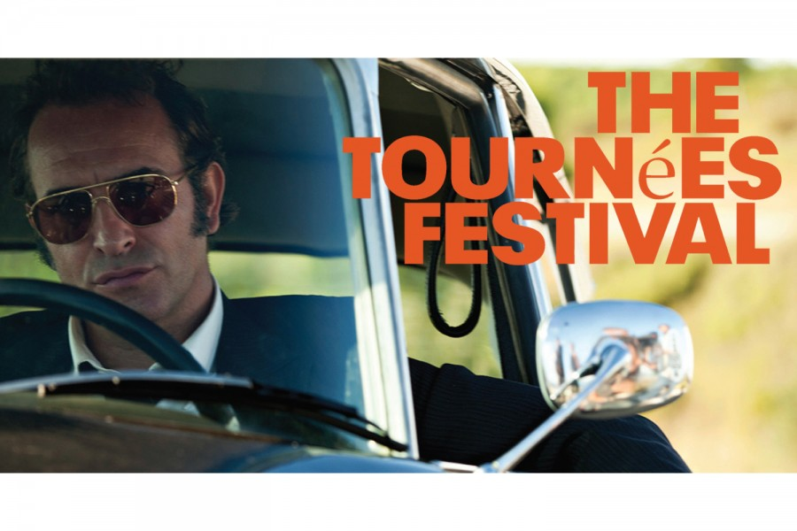 The Tournées Festival starts on Feb. 3 in the Performing Arts building. Photo Illustration by Brittany Ferrendi | Staff Reporter