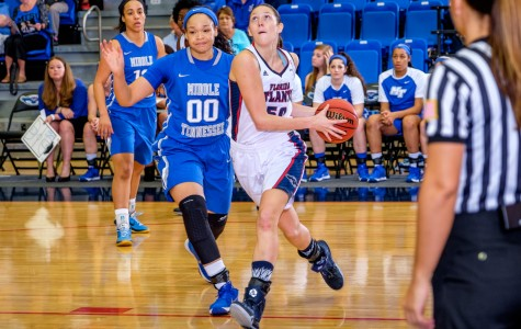 Women's basketball: FAU struggles at Mercer in first road game of season