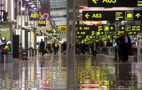 Interior shot of Zaventem Airport in Brussels, site of one of two terrorist attacks that happened in Belgium Tuesday morning. Photo courtesy of Wikimedia Commons.