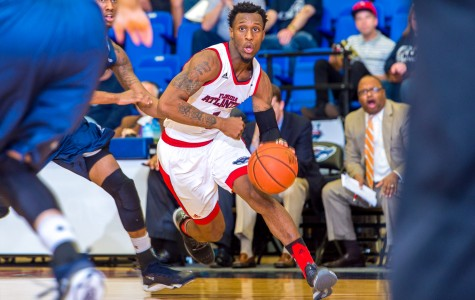 Men's Basketball: Conference tournament title hopes fall short in loss to Old Dominion