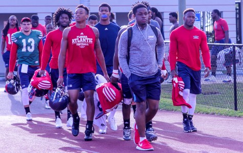 Football: Owls host public practice in Broward County