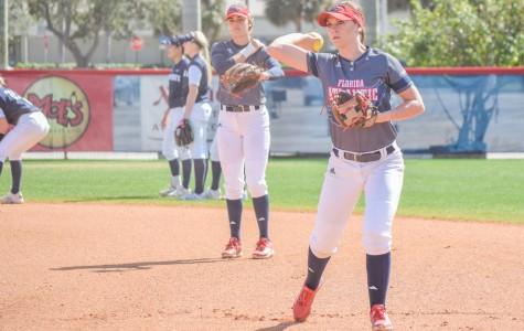 Softball: Owls struggle to score runs over weekend, dropping three of five games