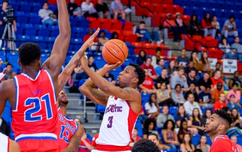 Men's Basketball: FAU defeats UTSA to advance to the second round of the conference tournament