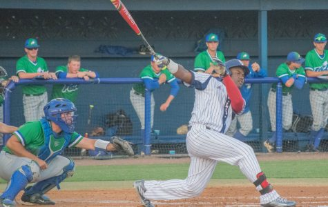 Baseball: Owls drop game against UCF