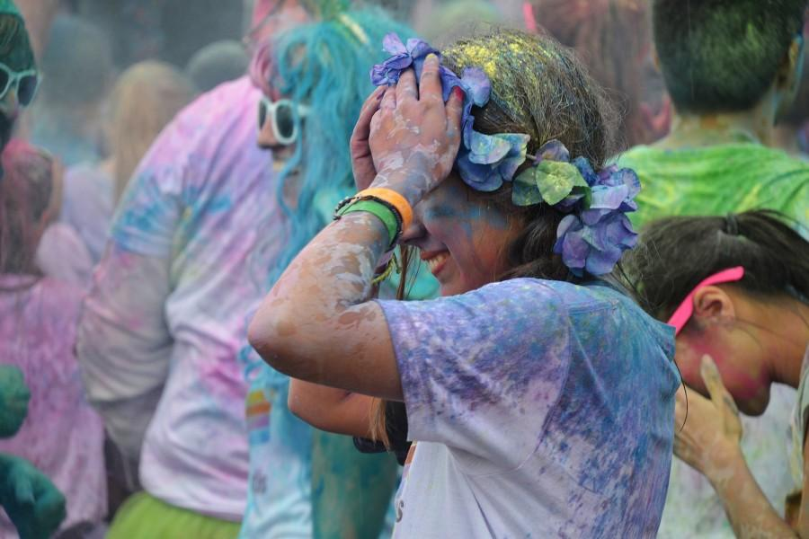 Jupiter campus will host its Color Run on Saturday, April 9. University Press file photo