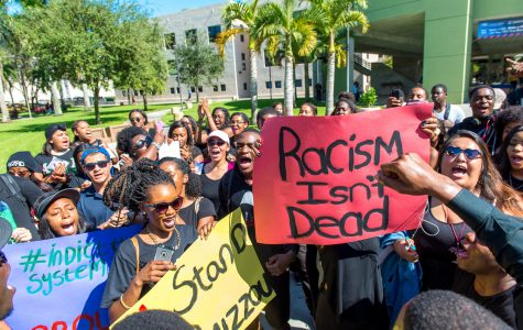 Students want all of Boca Raton campus to be free speech zone