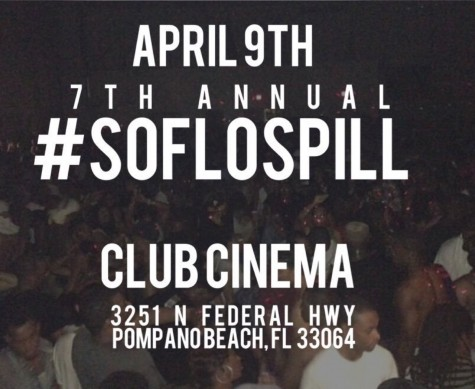 South Florida Spill flier via Twitter