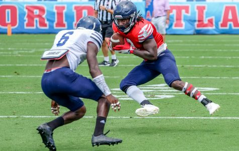 Football: Kerrith Whyte impresses in annual Spring Game